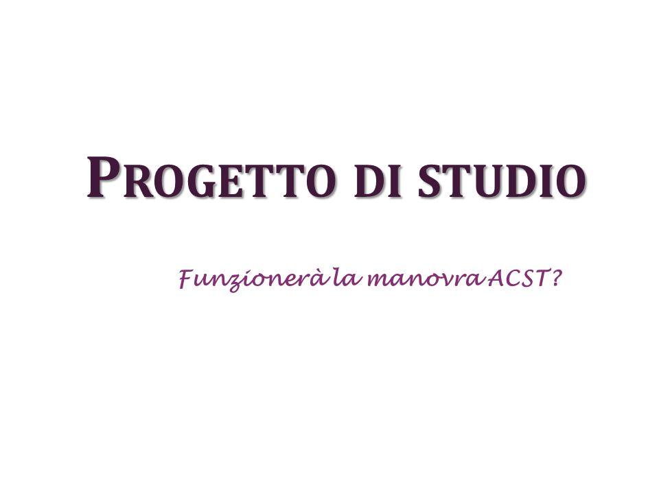 V ALUTAZIONE A CCESSORIA Risultati MOTRICITY INDEX Foligno 29/11/2010 Università degli studi di Perugia Anno Accademico 2009-2010 T2