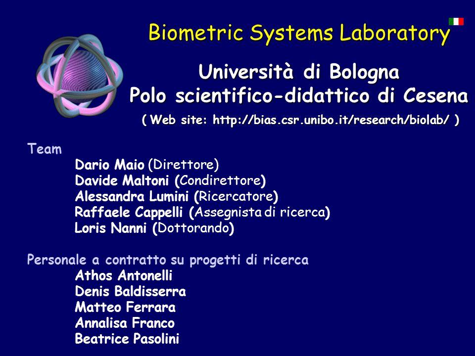 Roma 23/11/2004, Biometria: lesperienza delle imprese 13 Quale futuro per i sistemi biometrici.
