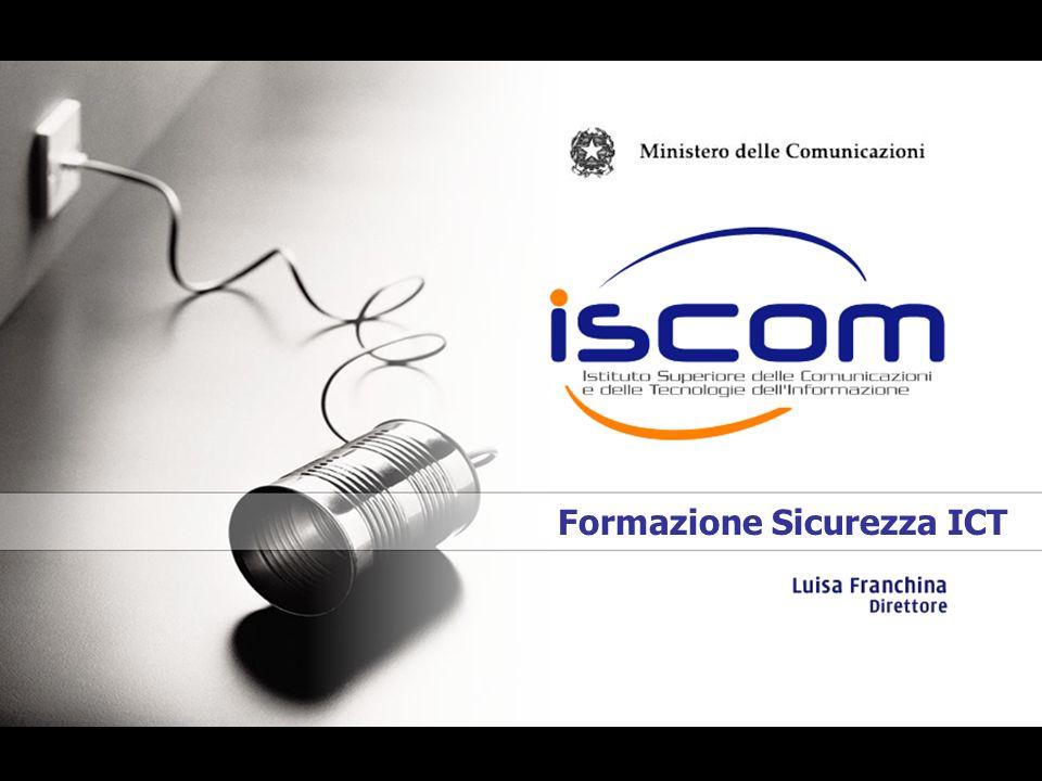 Formazione Sicurezza ICT