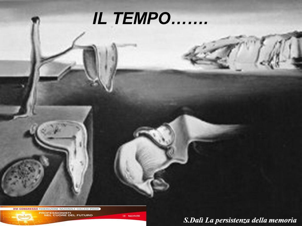 S.Dalì La persistenza della memoria IL TEMPO…….