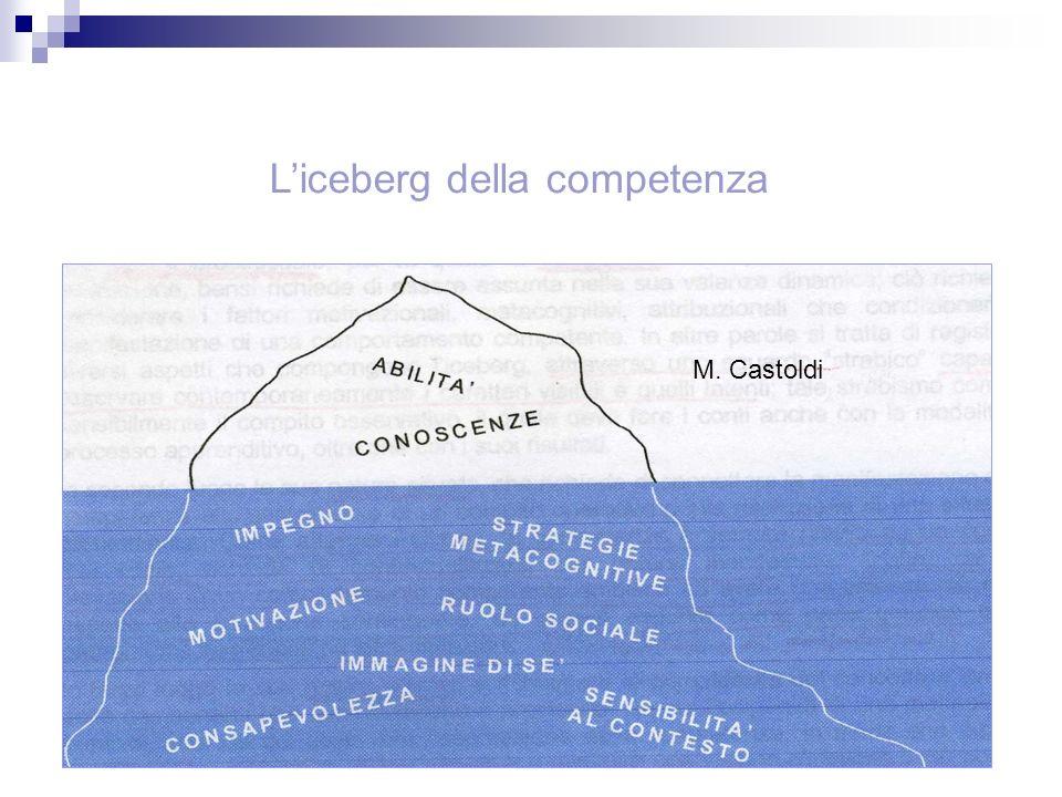 M. Castoldi Liceberg della competenza