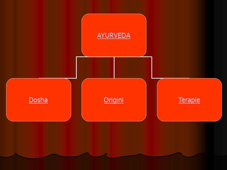 AYURVEDA L ayurveda è la medicina tradizionale utilizzata in India fin dall antichità, diffusa ancora oggi nel sub-continente più della medicina occidentale.