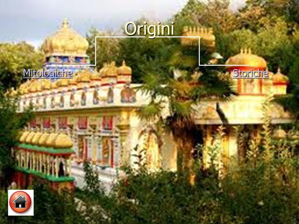 Origini mitologiche Le origini dell ayurveda sono intrise della ricca mitologia indiana.