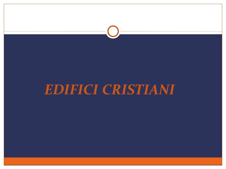 EDIFICI CRISTIANI
