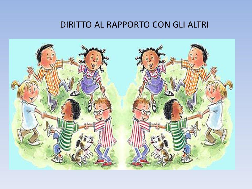 ARTICOLO 17 I bambini hanno diritto di conoscere e raccogliere tutte le informazioni Utili al loro benessere dai libri, dai giornali o da altre fonti di tutto il mondo.