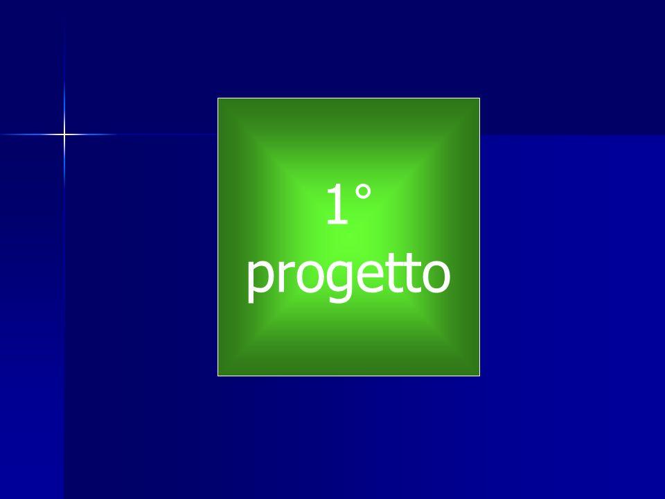1° progetto