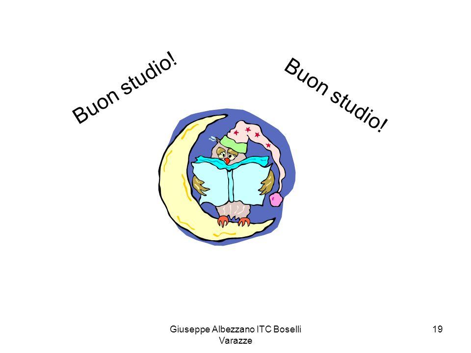 Giuseppe Albezzano ITC Boselli Varazze 20 Bibliografia Astolfi, Rascioni & Ricci Entriamo in azienda 2 Forme e strutture aziendali Tomo 1 Tramontana editore Milano