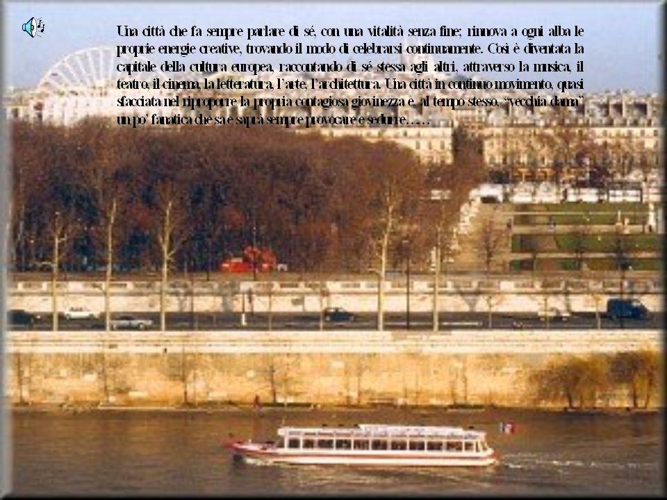 Informazioni utili Come muoversi per la città Parigi in battello Come entrare nei musei Giro panoramico della città