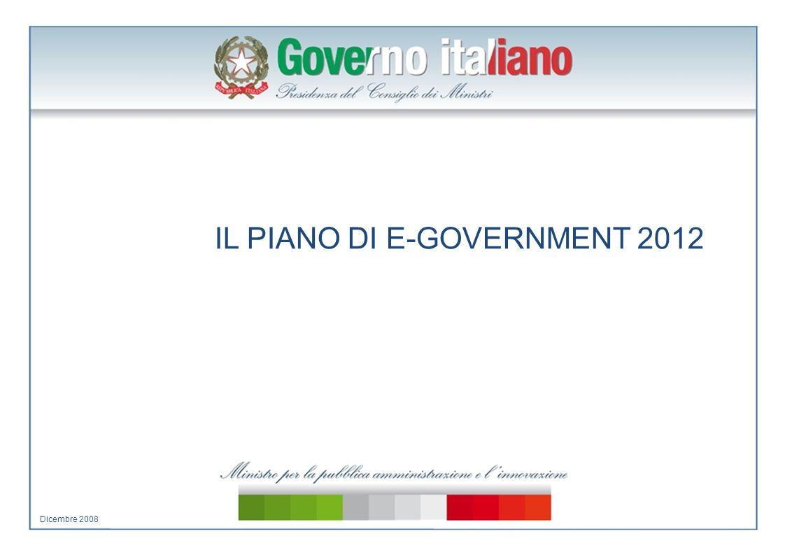 Obiettivo 14 : Agricoltura Entro il 2012 …. Progetti previsti: … … 102 Dicembre 2008
