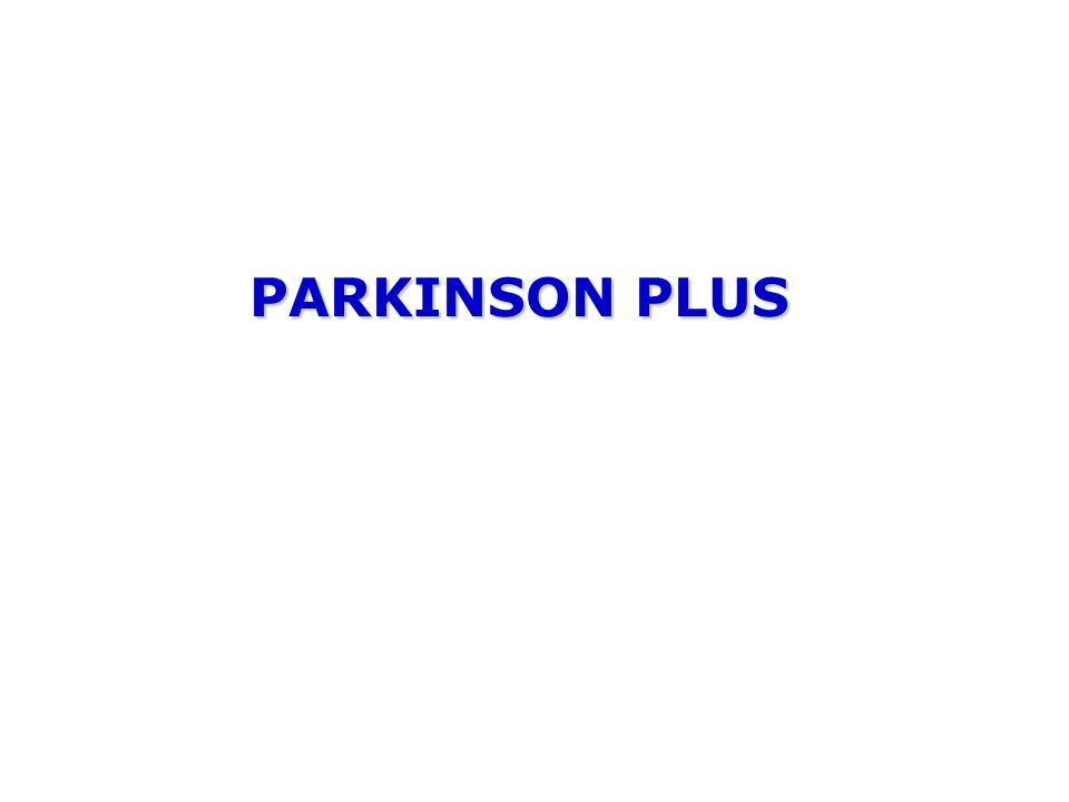 PARKINSON PLUS