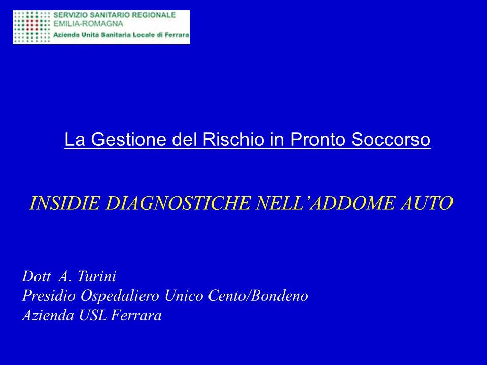 INSIDIE DIAGNOSTICHE NELLADDOME AUTO Dott A.