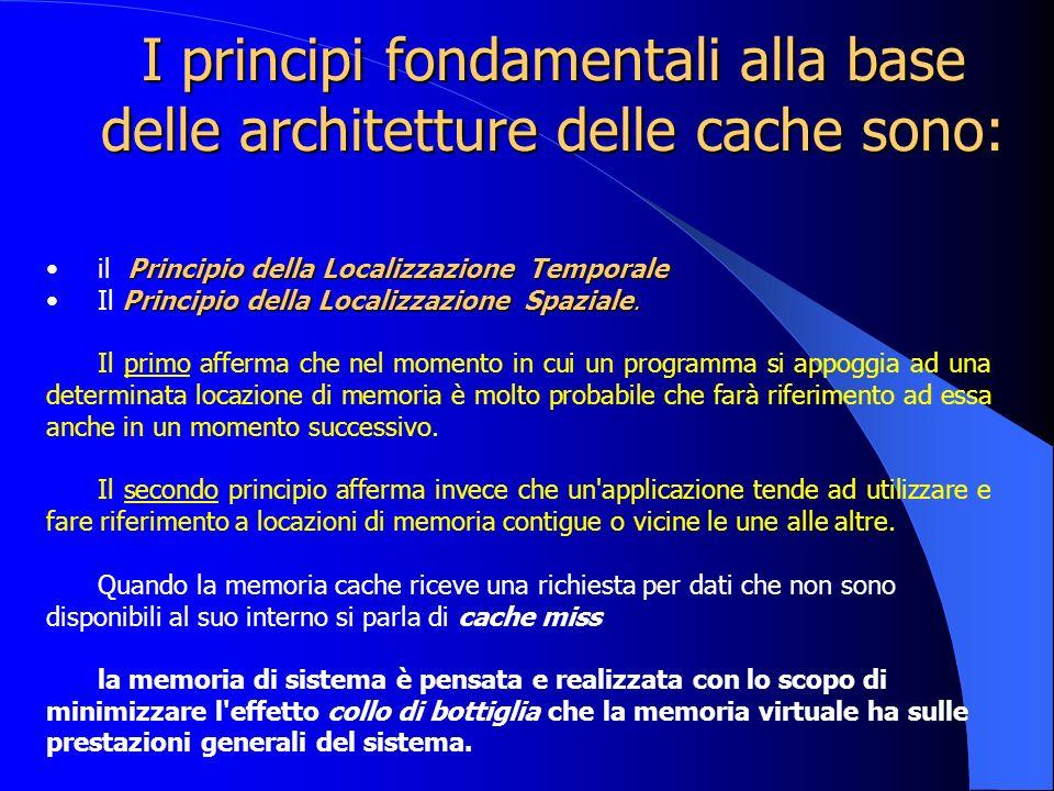 Principio della Localizzazione Temporaleil Principio della Localizzazione Temporale Principio della Localizzazione Spaziale.Il Principio della Localiz
