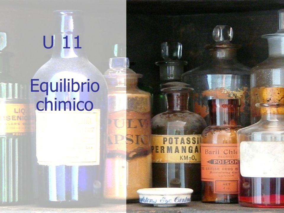 1 U 11 Equilibrio chimico