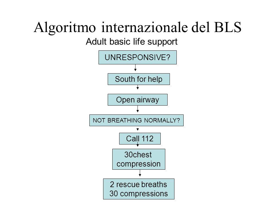 BLS-A Apertura delle vie aeree (1)