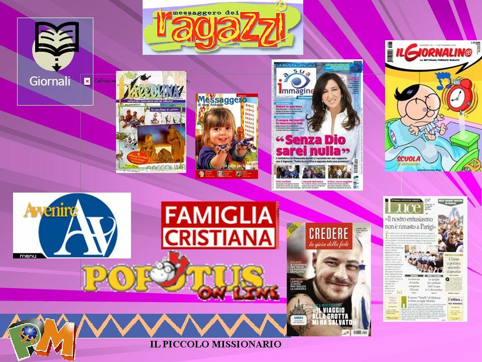 Programmi TV Messa Angelus del Papa A sua immagine Le frontiere dello spirito Sulla strada di Damasco RADIO MARIA RADIO MARIA