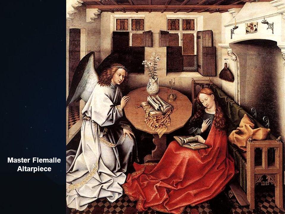 Master Flemalle Altarpiece