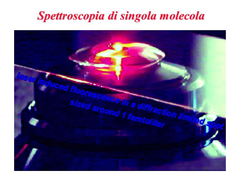 Spettroscopia di singola molecola