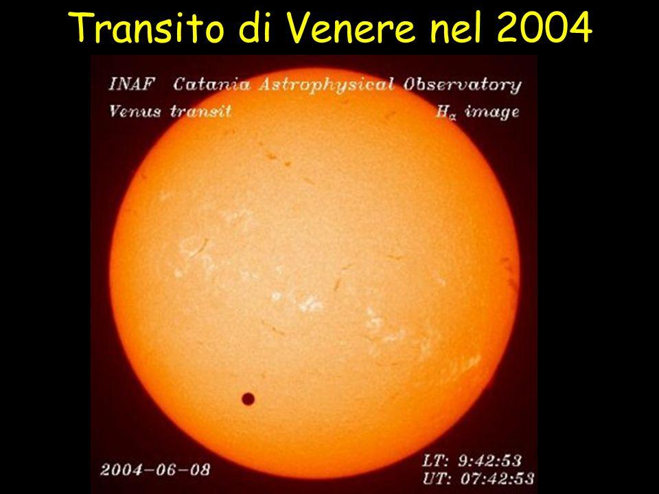 PHOTOGALLERY Transito di Venere nel 2004