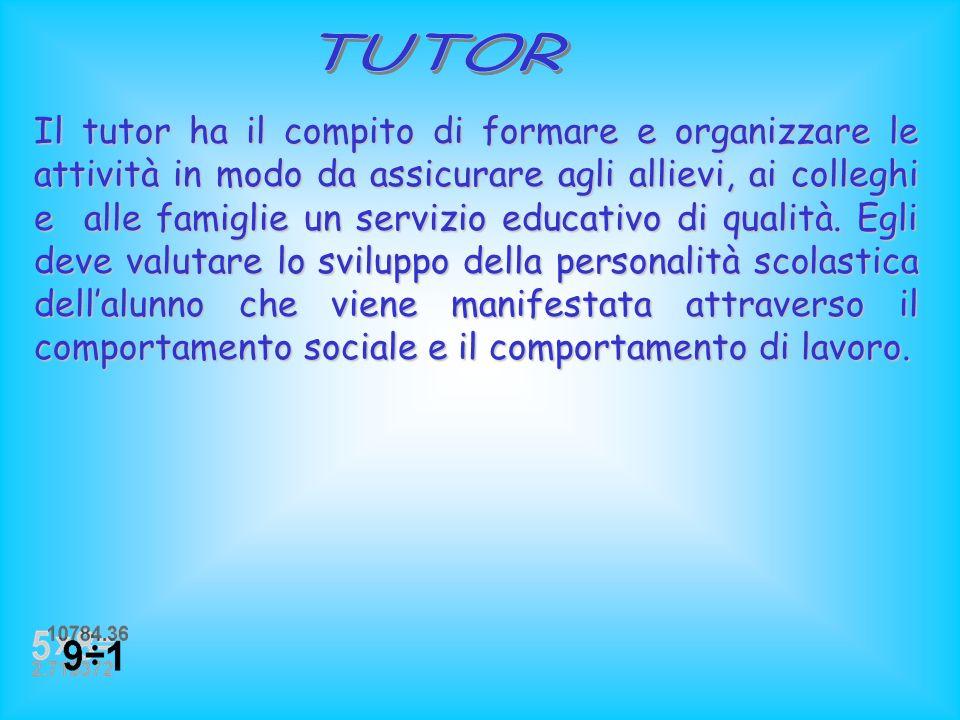 Il portfolio è la raccolta sistematica delle attività, delle esperienze e dei risultati conseguiti dagli alunni; esso è compilato e aggiornato dai doc