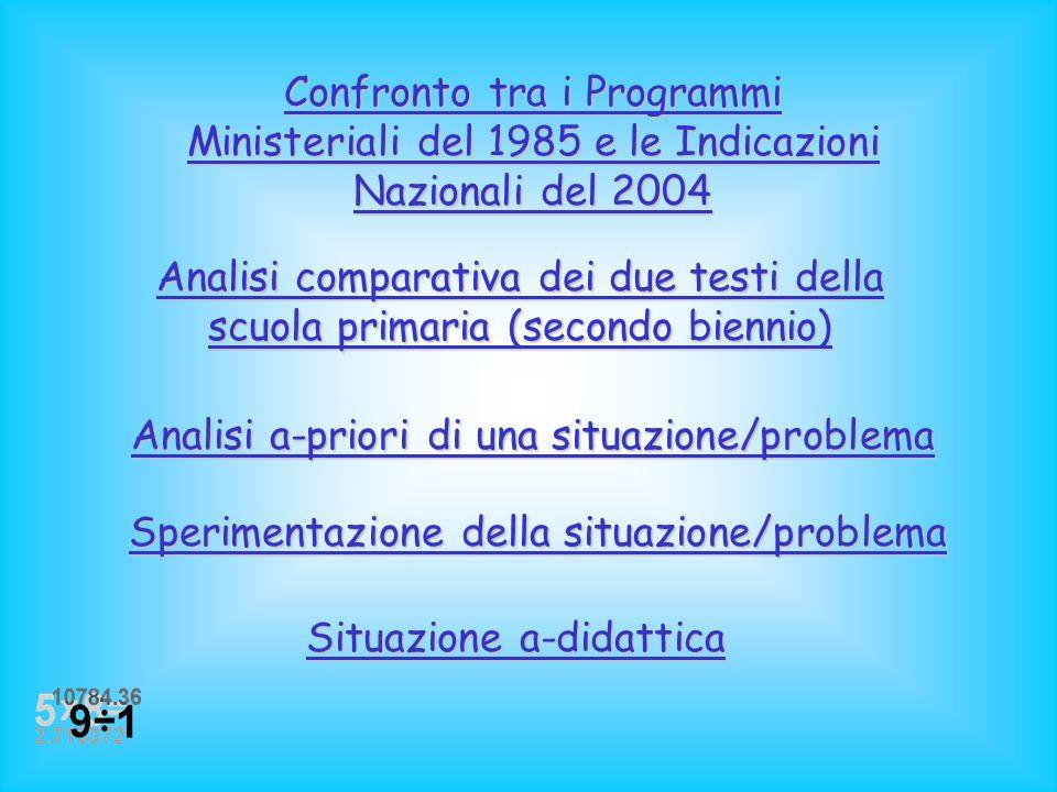 Prof. F. Spagnolo Studenti: La Spia Francesca Pizzolato Rosalba Russo Mariarosa