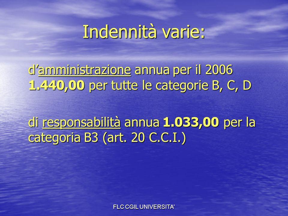 FLC CGIL UNIVERSITA