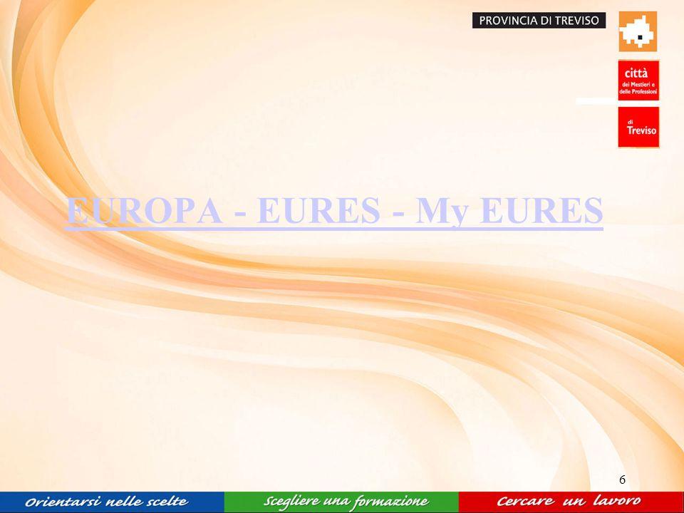 6 EUROPA - EURES - My EURES