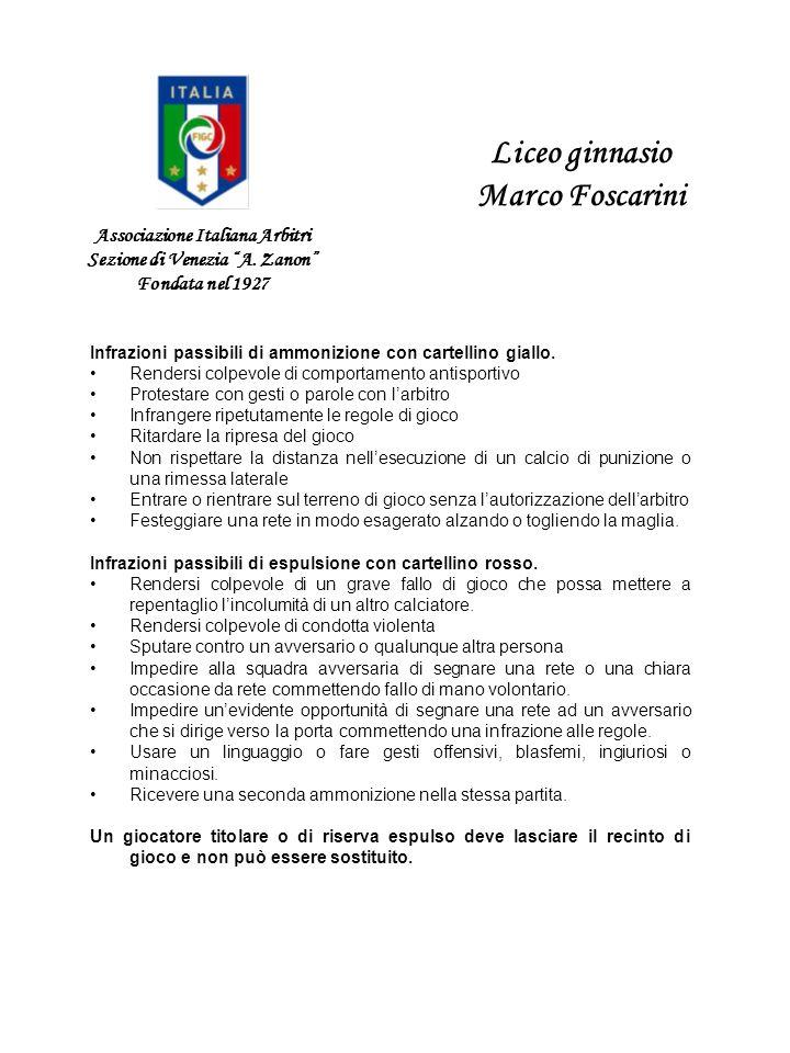 Associazione Italiana Arbitri Sezione di Venezia A.