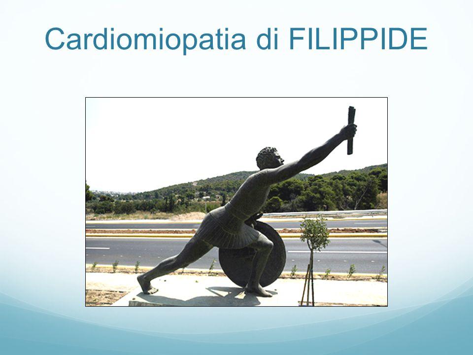 Cardiomiopatia di FILIPPIDE