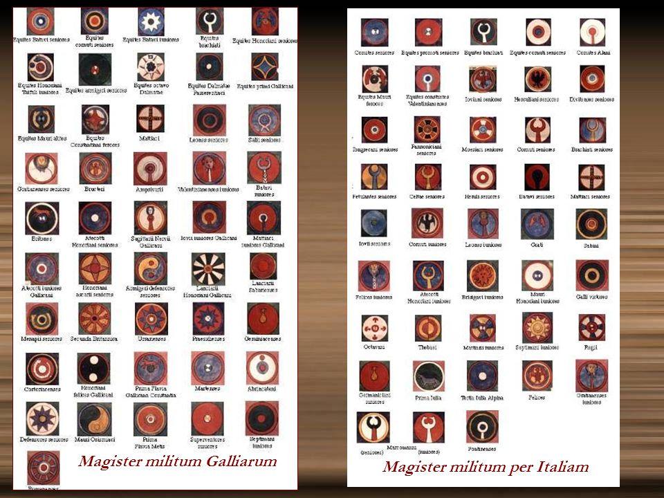 Magister militum Galliarum Magister militum per Italiam