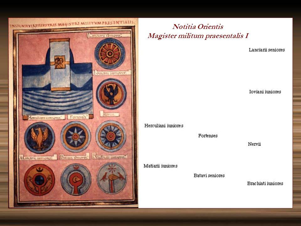 Notitia Orientis Magister militum praesentalis I