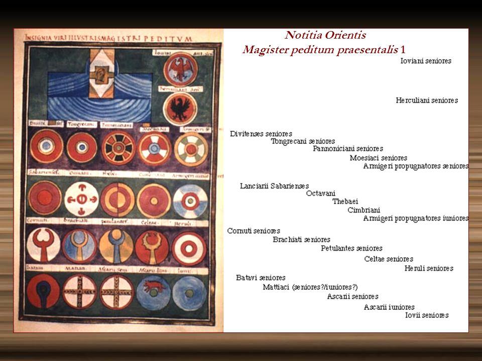 Notitia Orientis Magister peditum praesentalis 1