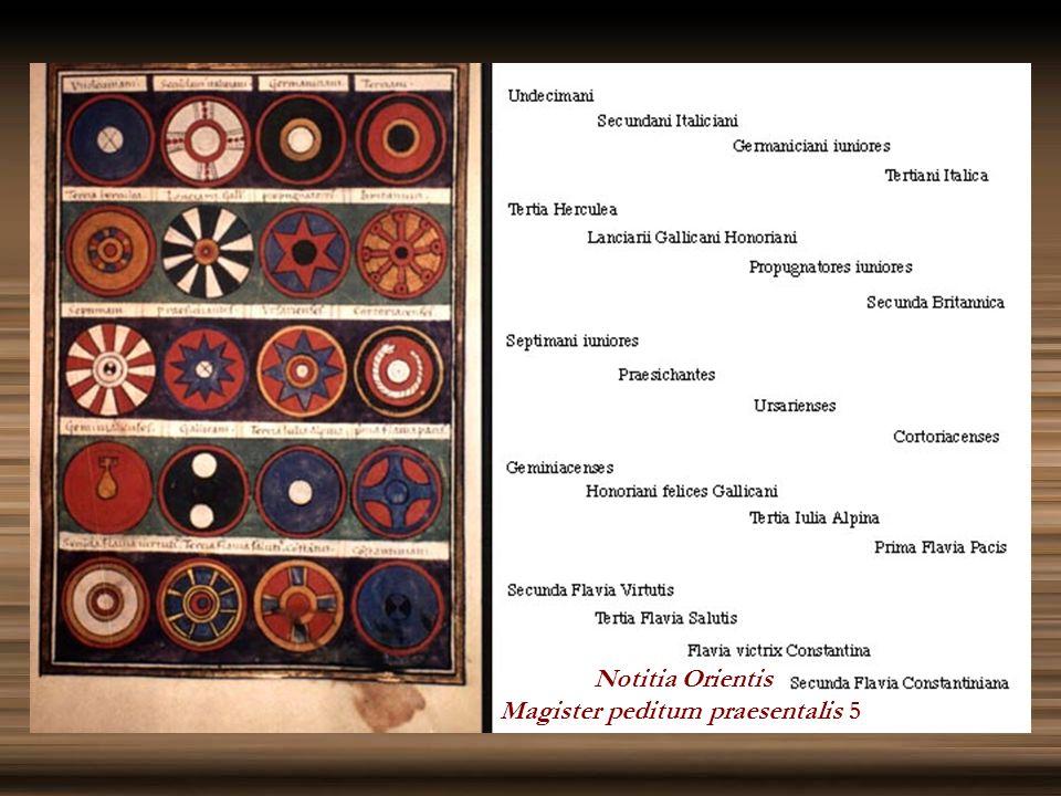 Notitia Orientis Magister peditum praesentalis 5