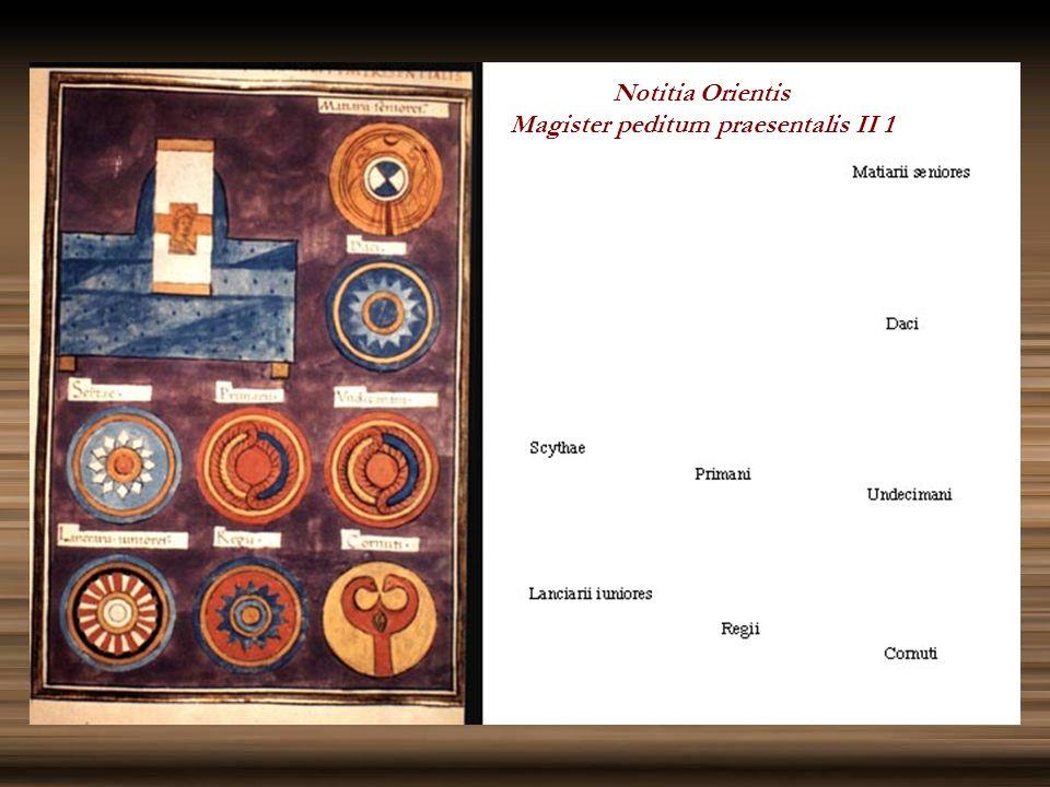 Notitia Orientis Magister peditum praesentalis II 1