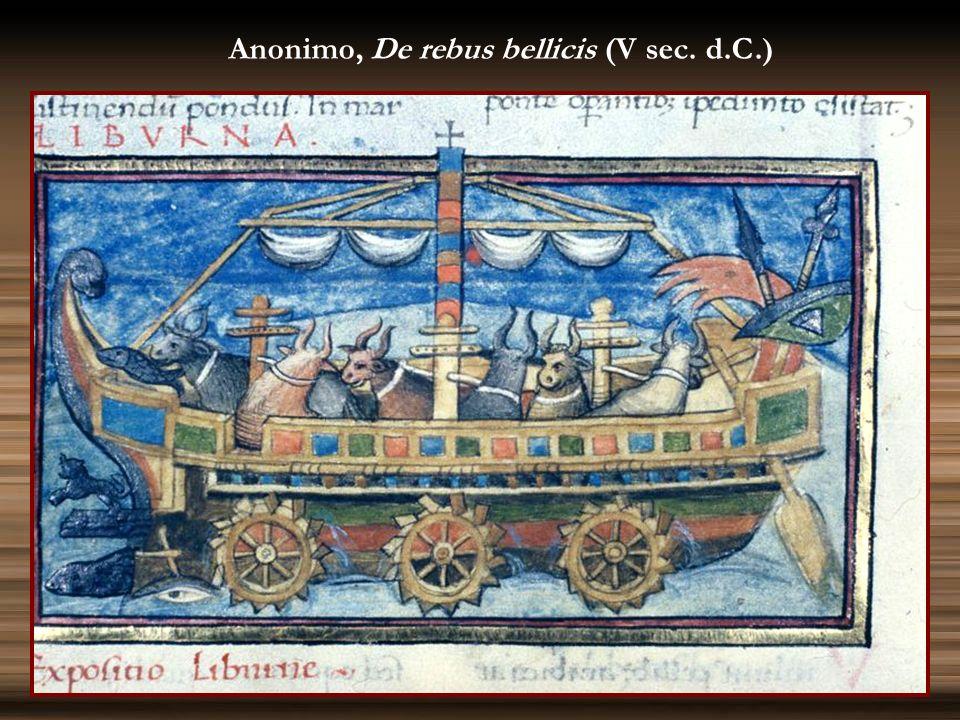 Anonimo, De rebus bellicis (V sec. d.C.)