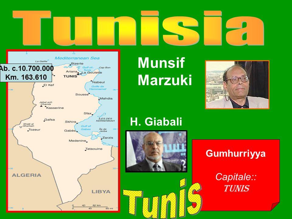 Capitale:: Tarabulus al-gharbi Ab.c.6.733.000 Km.