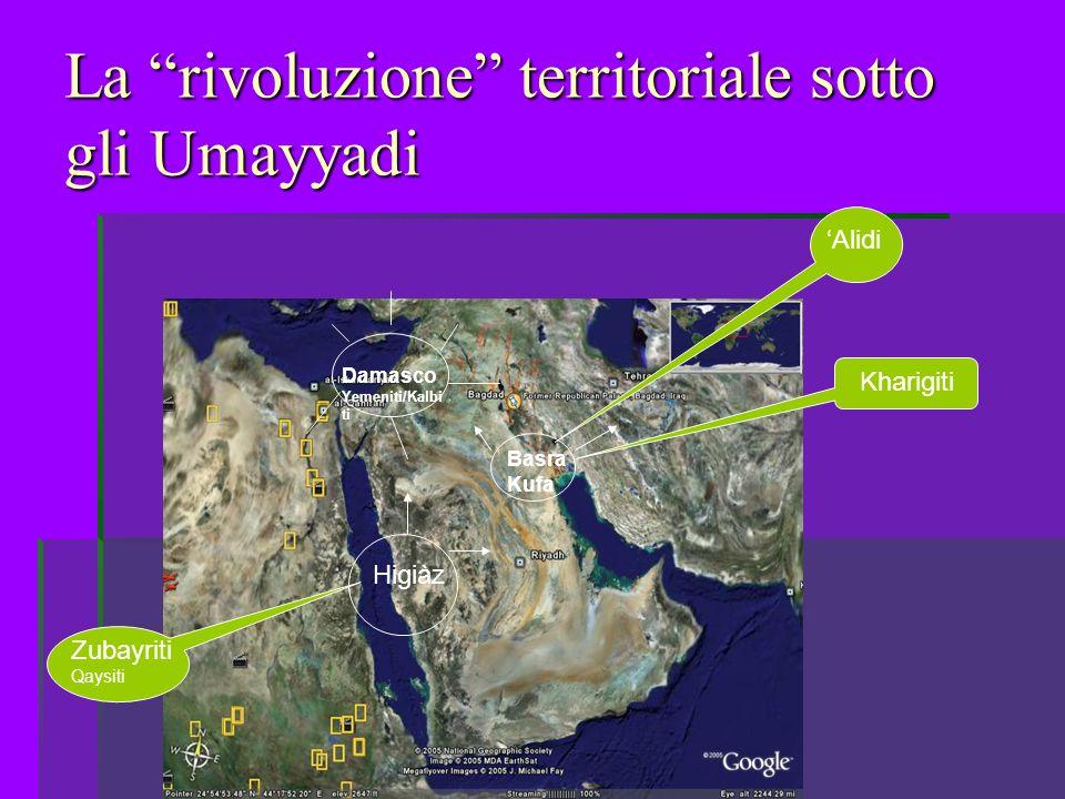 Dualismo Qaysiti/Yemeniti yemeniti Qaysiti