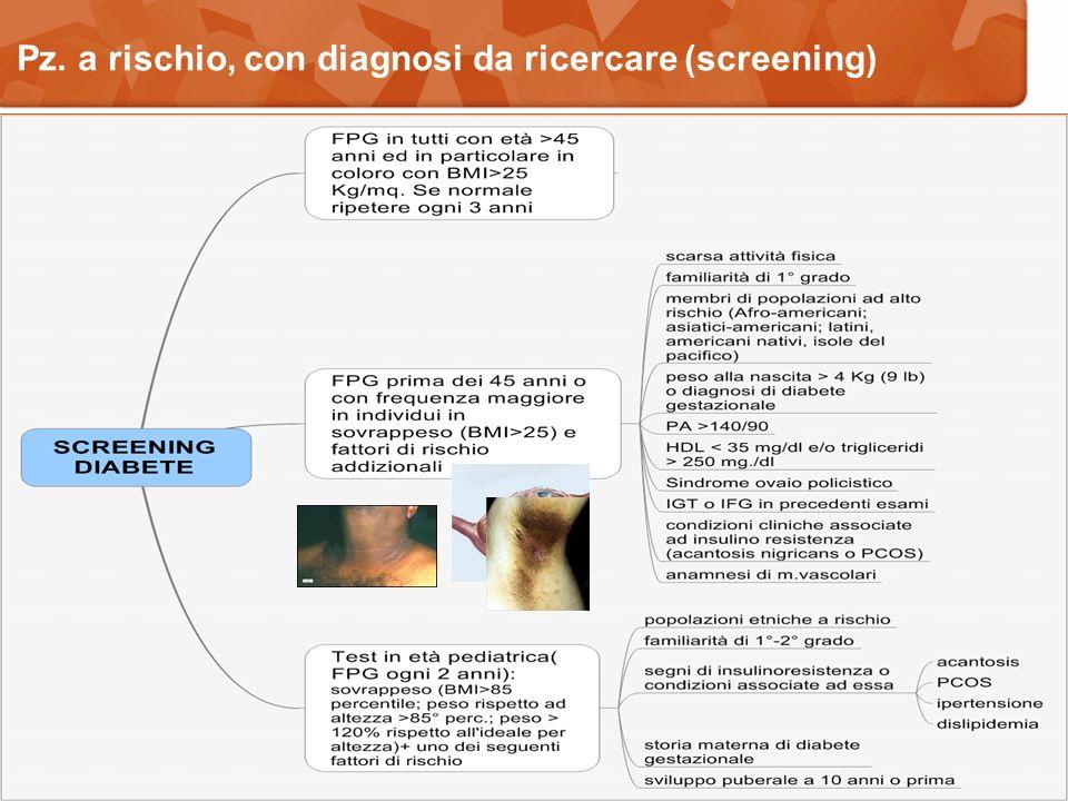 Roma, 20 dicembre 2008 APPRENDI APPropriatezza PREscrittiva iN DIabetologia Pz.