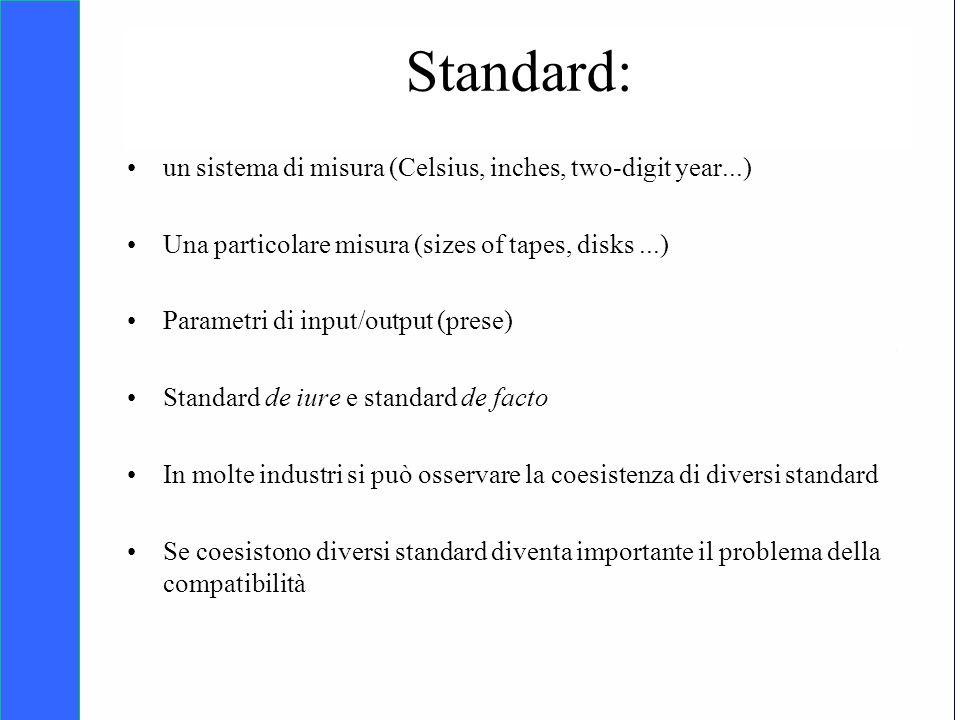 Copyright SDA Bocconi 2005 Competing Technologies, Network Externalities …n 27 Caso 3: Compatibilità e varietà