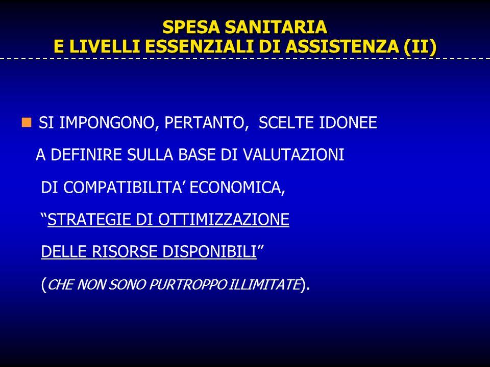 NUMEROSI SONO STATI I PROVVEDIMENTI VARATI PER RECUPERARE EFFICIENZA ED ECONOMICITA DELLE POLITICHE SANITARIE - SIA A LIVELLO NAZIONALE ( LEGGI FINANZIARE, NOTE CUF- AIFA, INTESA STATO-REGIONI 23.03.2005 ) - CHE A LIVELLO LOCALE ( DOCUMENTO DI PROGRAMMAZIONE ECONOMICO-FINANZIARIA DELLA GIUNTA REGIONALE SICILIA 3.08.06 E LEGGE 2 MAGGIO 2007, N.12 IN GURS N.21 DEL 4.5.07 MISURE PER IL RISANAMENTO DEL SISTEMA SANITARIO REGIONALE ).