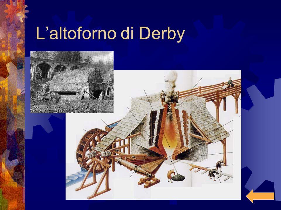 Laltoforno di Derby