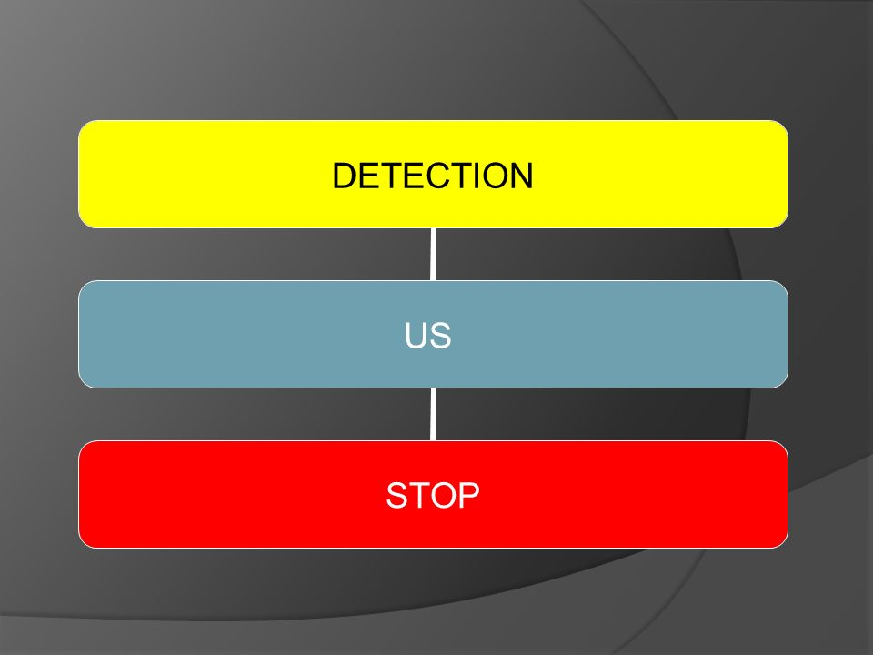 DETECTION US STOP