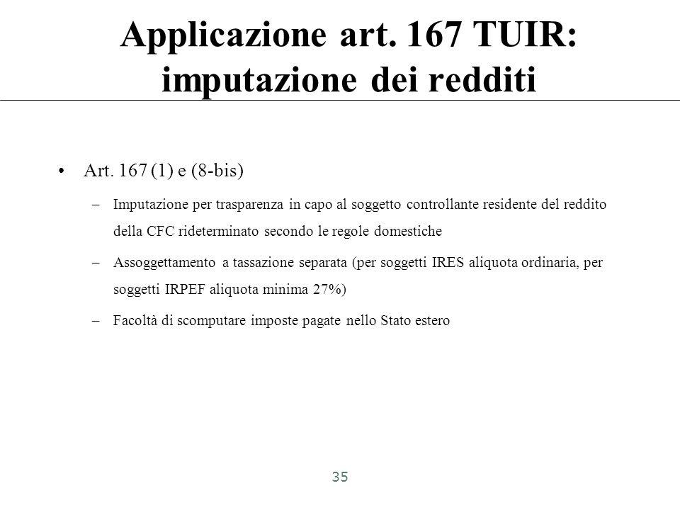 Circostanza esimente Art. 167, comma 8-bis Particolare attenzione alla presenza di locali, personale, attrezzature (Circolare 51/E 2010 rinvia alla do