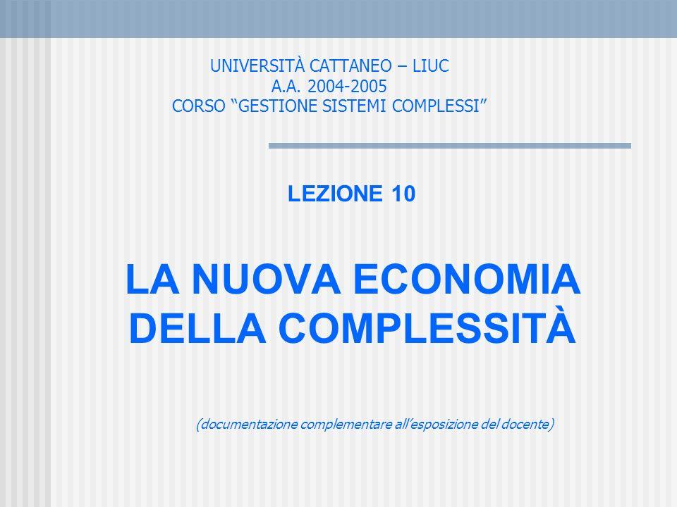 UNIVERSITÀ CATTANEO – LIUC A.A.