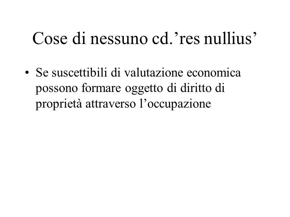 Principio Il possesso vale titolo art.1153 c.c.