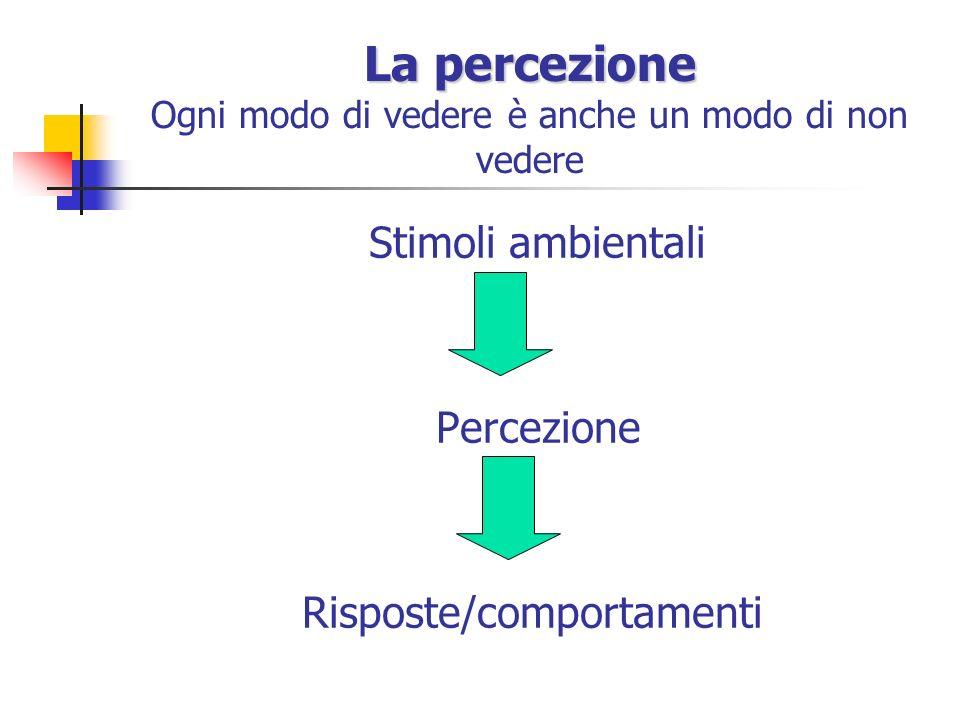 Motivazione Con il termine motivazione sintende la spinta allazione (moto ad azione) tramite cui lindividuo è stimolato ad attivare energie operative