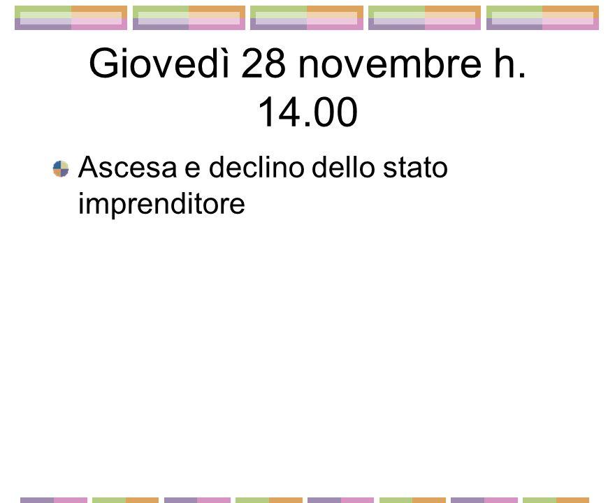 Gli ultimi anni di Adriano Olivetti La divisione elettronica (1957) Elea 9003 (1958) Le elezioni del 1958 Il ritorno a capo dellimpresa e lacquisto della Underwood