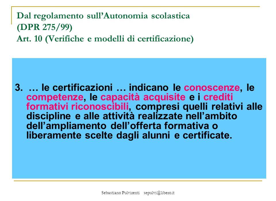 Sebastiano Pulvirenti sepulvi@libero.it 3.