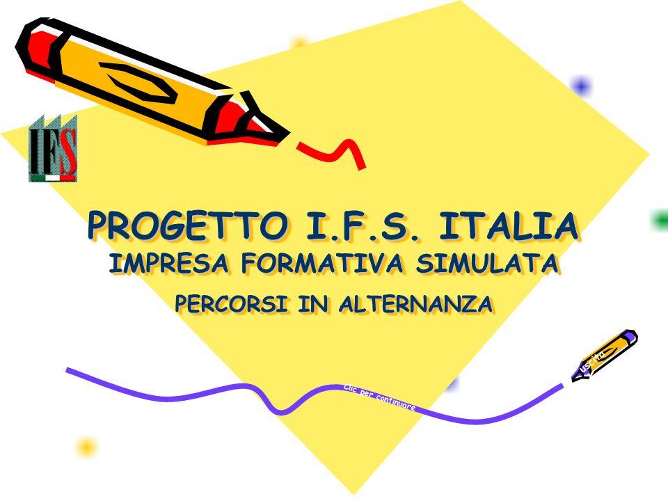 PROGETTO I.F.S.