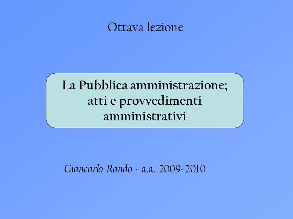 Giancarlo Rando - a.a.