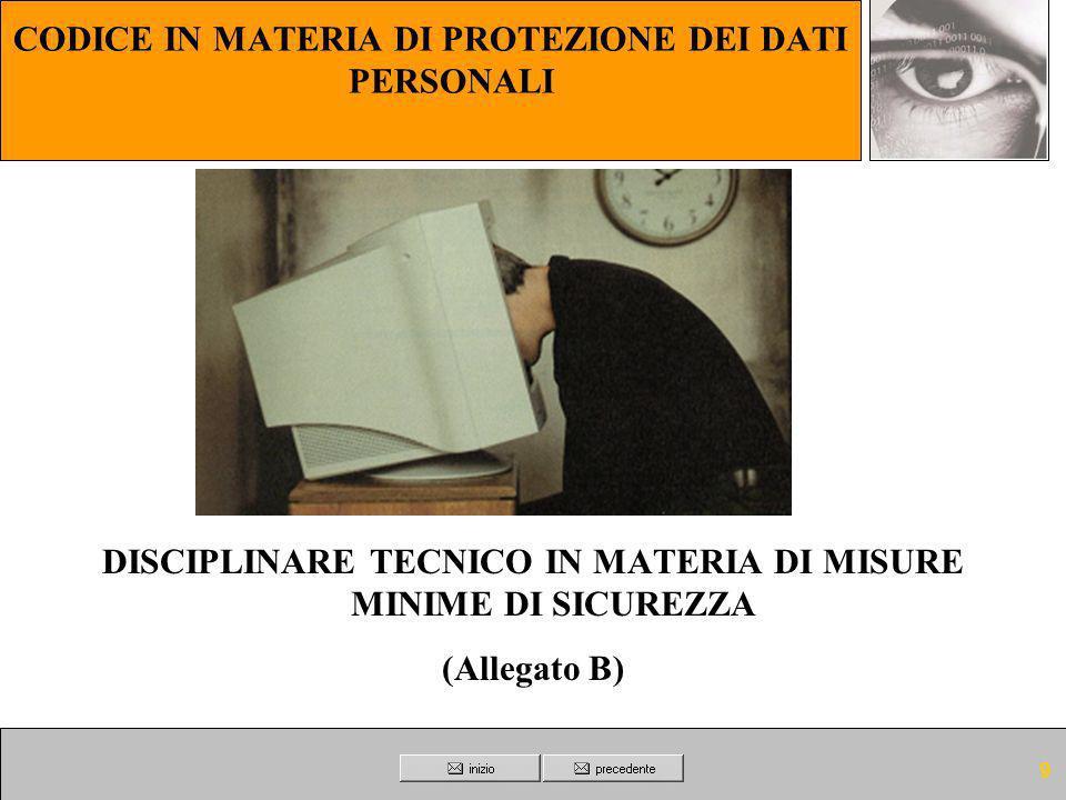 8 Il Garante per la protezione dei dati personali ha ununica sede in Roma Indirizzo: Piazza di Monte Citorio n. 121 00186 ROMA E-mail: garante@garante